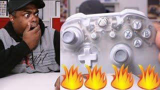WHOA! - Phantom White Special Edition Xbox Controller