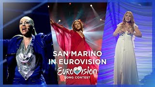 🇸🇲 San Marino in Eurovision - My Top 9 [2008 - 2018]