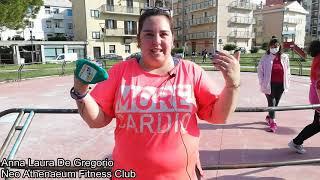 Palestre, si riparte all'aperto  Intervista alla Neo Athenaeum Fitness Club di Termoli