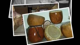 CREATING GOURD DRUMS