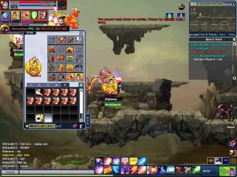 Soul Saver Online All Str Assassin test