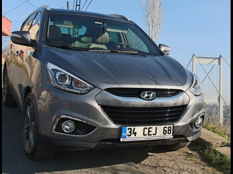 Test Hyundai ix35 1.6 otm