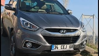 Test Hyundai ix35 1.6 otm смотреть