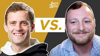 Debate: Does God Exist? - Fŗ Gregory Pine Vs. Ben Watkins