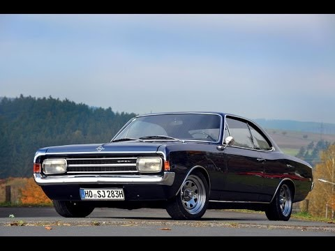 834 opel olympia rekord c coupe 2014 youtube. Black Bedroom Furniture Sets. Home Design Ideas