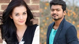 Vijay is the Next Super Star-Amy Jackson's Twitter Updates!...