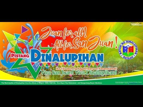 Dinalupihan Tubig Festival 2017