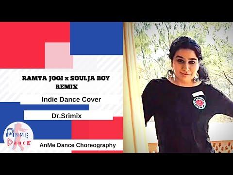 SOULJA BOY | RAMTA JOGI REMIX | DR.SRIMIX | MINI DANCE COVER | AnMe