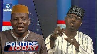 Tanko, Obun Laud Osinbajo's Defence