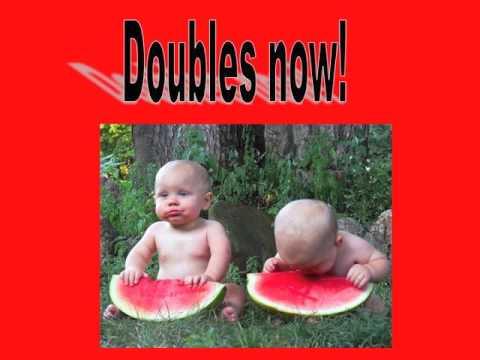 Doubles Doubles w/Lyrics