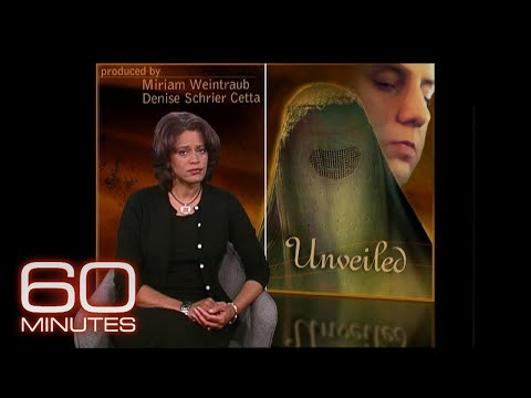 From the 60 Minutes Archive: Women describe life under the Taliban