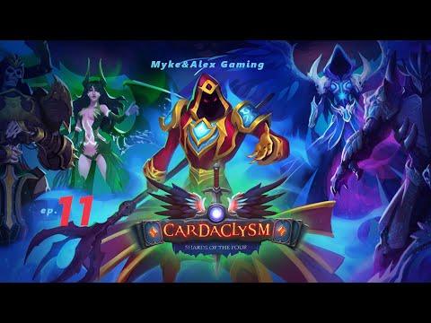 Cardaclysm - Gameplay Playthrough - ep.11 |