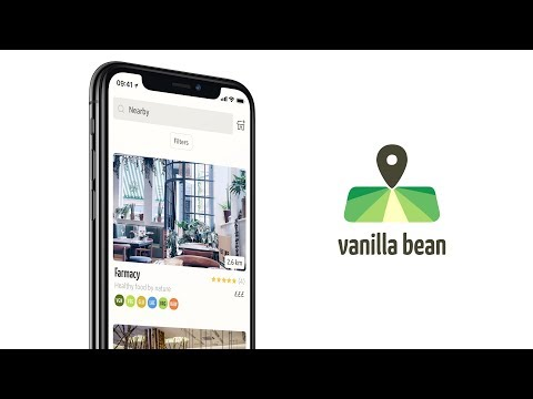 vanilla bean | discover tasty vegan restaurants - Apps on