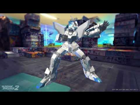 BACK-ON Cerulean Instrumental GUNDAM BUILD FIGHTERS TRY