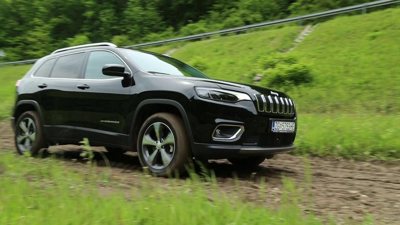 Jeep Cherokee 2 2 Mjt Limited Test Youtube