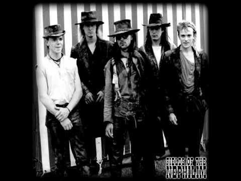 Fields of the Nephilim - Secrets (Demo version 1985)