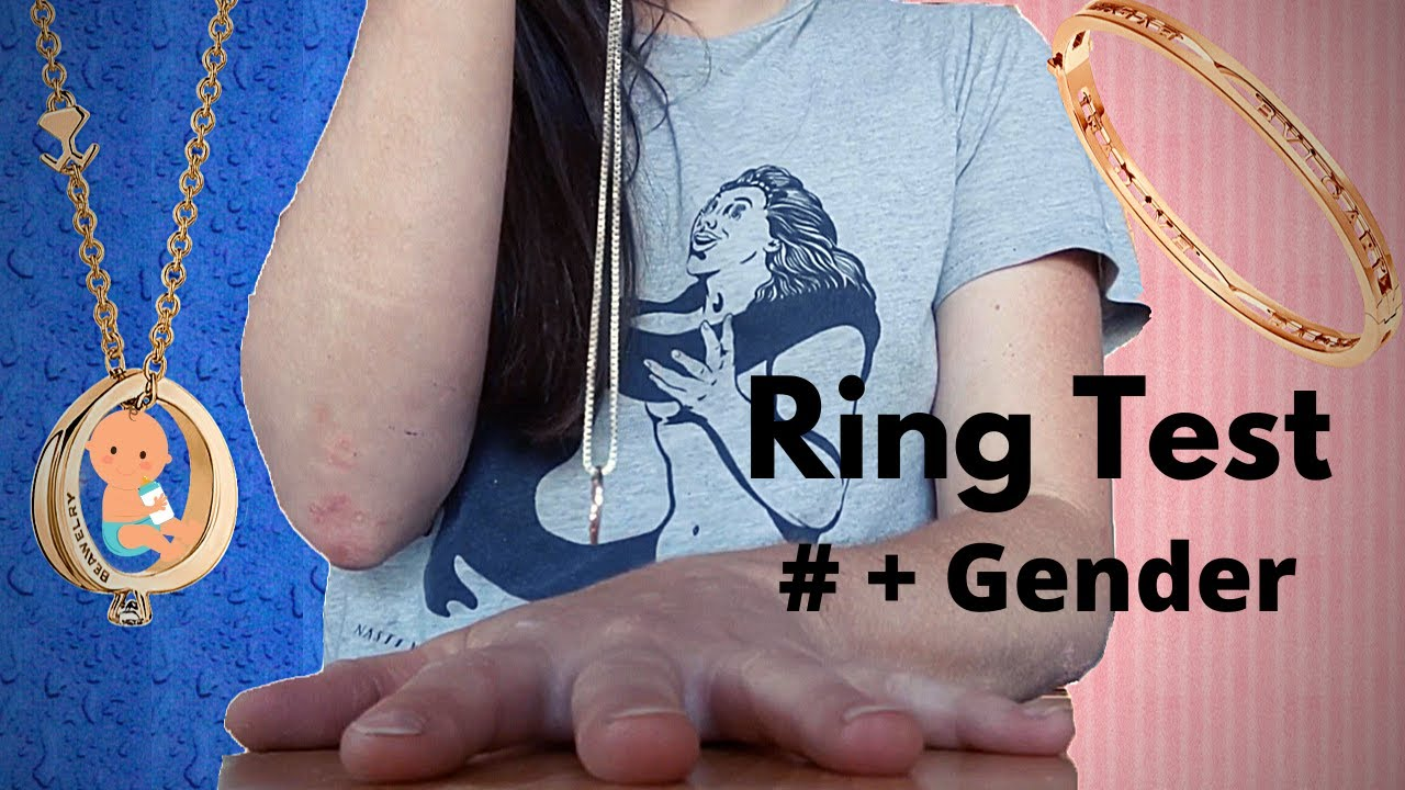 Ring Test | How Many Children Will You Have + Gender ...