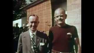 Stan Laurel & Oliver Hardy -  Ultima apparizione pubblica e ...