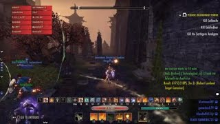 The Elder Scrolls Online: Tamriel Unlimited 61.7k group test