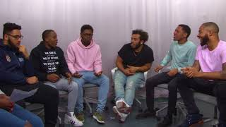 Boys II Men Episode 4 Locker Room Talk