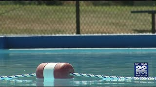 Improperly mixing pool chemicals can lead to burns and toxic vapors