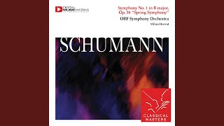 """Symphony No. 1 in B Major, Op. 38 """"Spring Symphony"""": II Larghetto attacca"""
