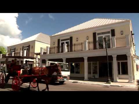 May 9th 2012 - Downtown Nassau Partnership - Gevon Moss