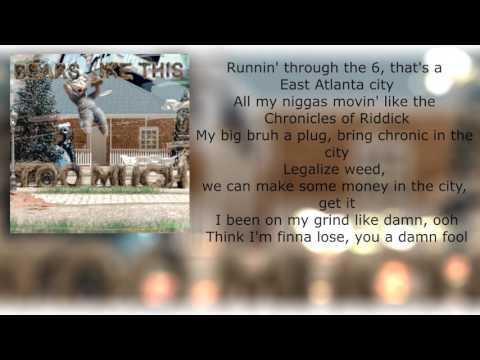 J.I.D - M.O.M. - Lyrics