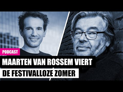 Maarten van Rossem Viert De Festivalloze Zomer – IS DE WERELD GEK GEWORDEN