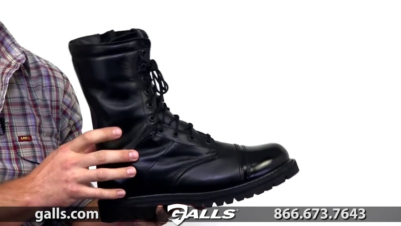 Rocky 10 Quot Paratrooper Side Zipper Waterproof Boot At Galls