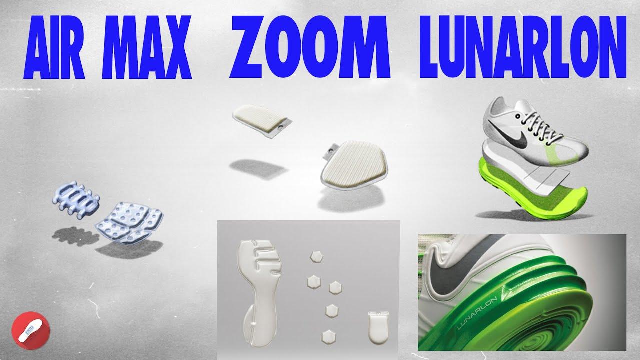 pretty nice 9f791 a1aac Comparing Nike! AIR MAX - ZOOM - LUNARLON