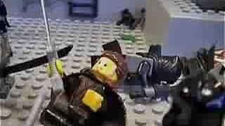 Lego Lord of the Rings - Aragorn, Legolas and Gimli