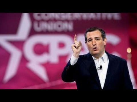 Ted Cruz wins CPAC straw poll