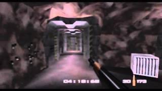GoldenEye 007 00 Agent Playthrough (Actual N64 Capture) - Silo