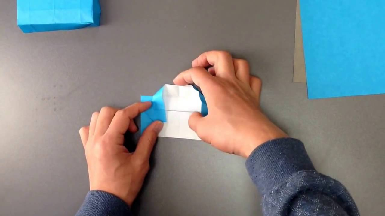 How to make a origami truckcar youtube how to make a origami truckcar jeuxipadfo Choice Image