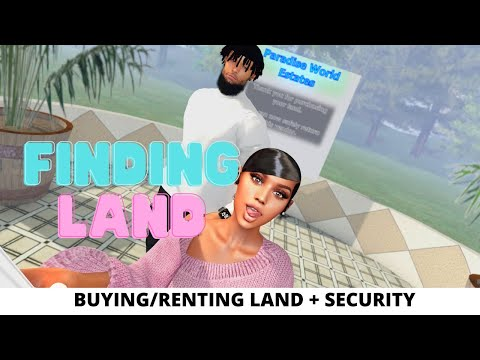 Finding your own land| SECOND LIFE