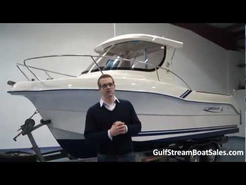 Quicksilver 630 SD Diesel For Sale -- Water Test and Walk Through by GulfStream Boat Sales