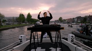 AVICII Waiting for love by Martin Garrix | live on Dutch waters | with lyrics |