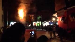 San Antonio Huista, quema del Shutash 2013