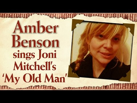 "Amber Benson sings Joni Mitchell's ""My Old Man"" - Worldbuilders 2014"