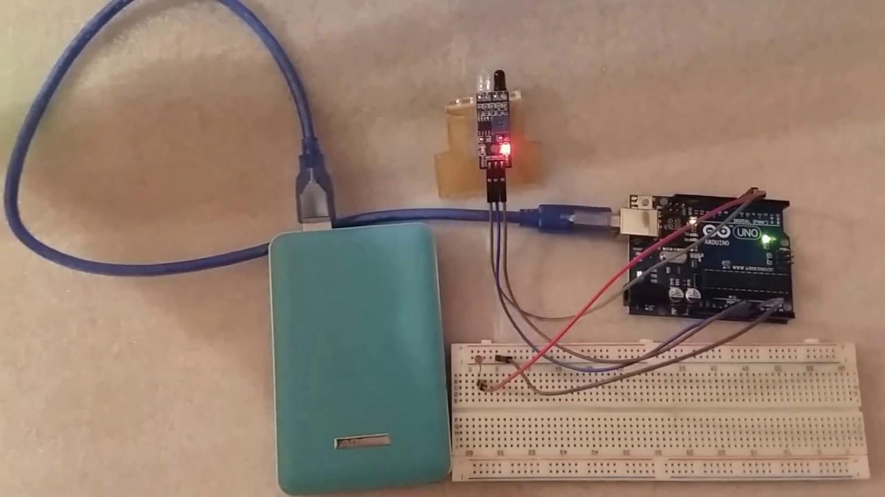 CodeTips: How do i program IR Sensor - Arduino