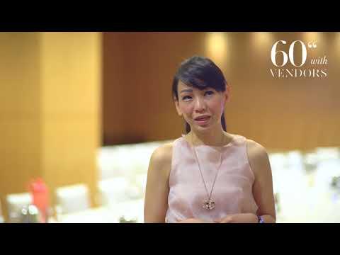 """AXIOO   60"""" with Vendors! - Irene IWP"""