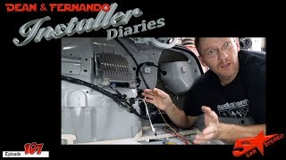 Chevy Cruze part 1 integrating into the factory amplifier  Installer Diaries 107