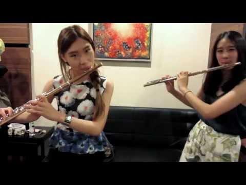 Roar - Katy Perry Cover | Vanilla Flute Ensemble