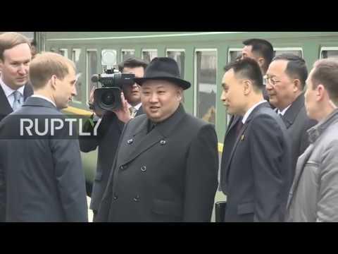 LIVE: Kim Jong-un