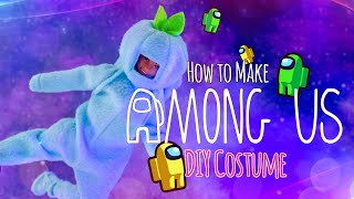 DIY - How t๐ Make: Doll Among Us Costume | Sewing Craft