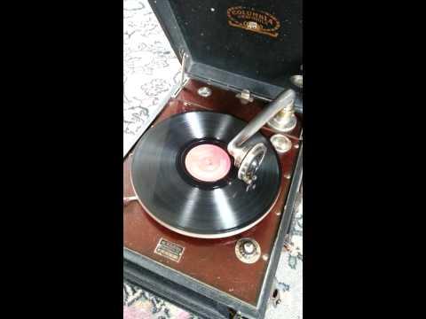 Jumping Jupiter 78 rpm Gramophone record