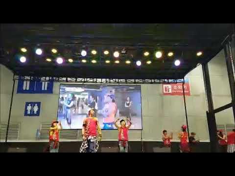 Hooness Zumba StudioDec 17  Christmas fair with Zumba  Performance in Kintex korea