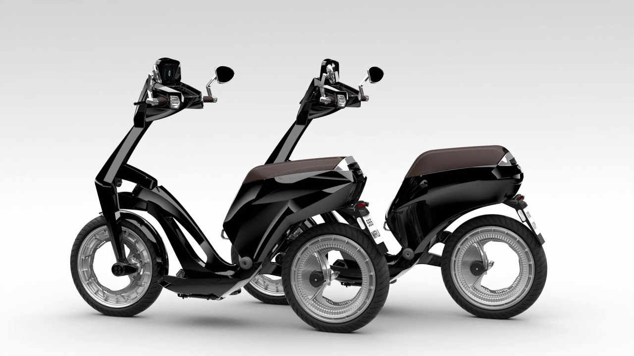 ujet electric scooter - youtube