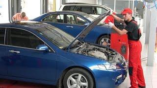 видео За что могут снять авто с гарантии